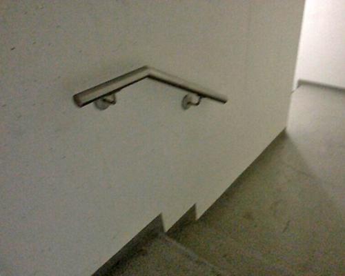 Sicherheit nach Norm auch bei nur 2 Stufen