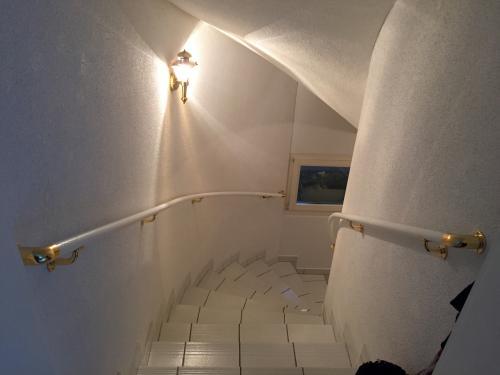 Beidseitige Sicherheit - auch wenn es nur in den Keller geht.