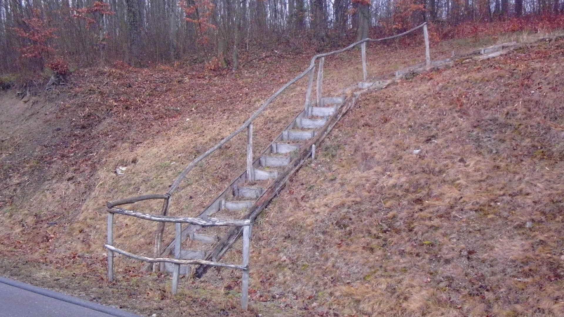 Orginell, griffsicher, durchlaufend, umgreifbar - für Menschen gemacht, sicher auf Treppen gehen, auch wenn es